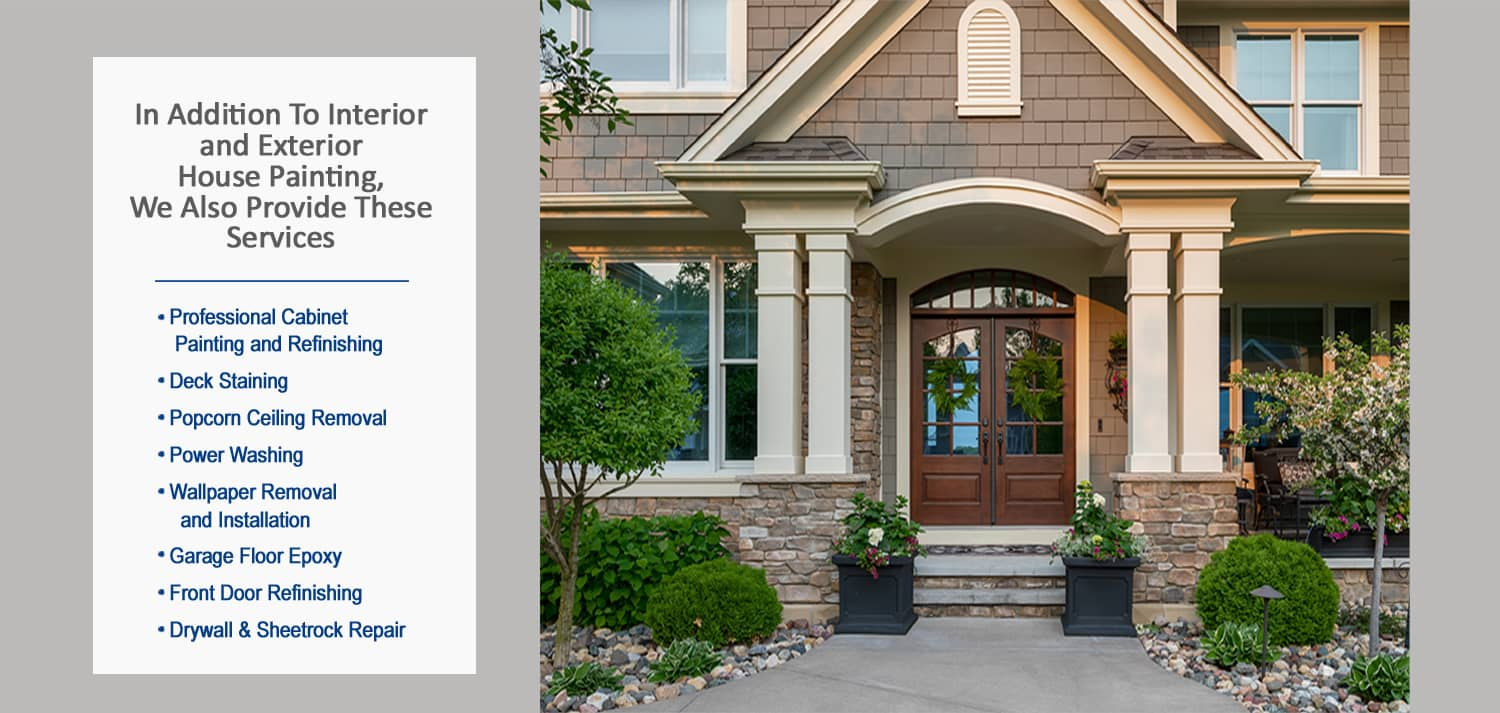 House Painters Near Me Exterior Painting Contractor In Usa